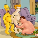 simpsons gay toon pictures